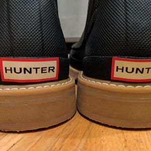 New Hunter Moc Toe Chelsea Boots